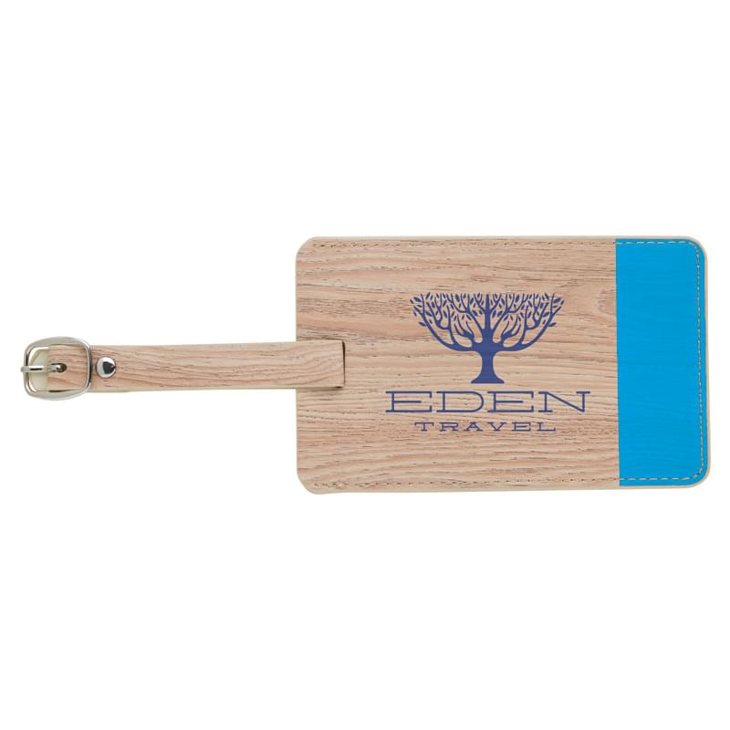 Breezy Color Luggage Tag