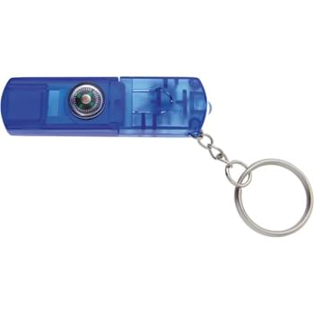 Keylight with Whistle and Compass
