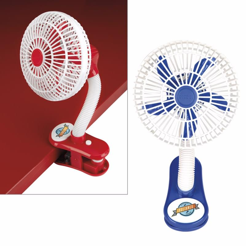 O2COOL&#174 Clip Fan 4""