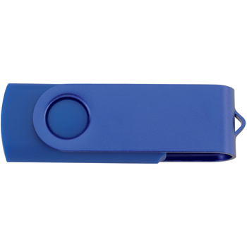 256 MB Two Tone Folding USB 2.0 Flash Drive