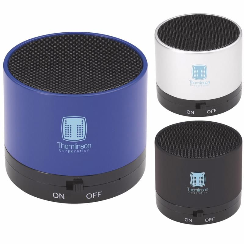 Let the Beat Rock Bluetooth Speaker