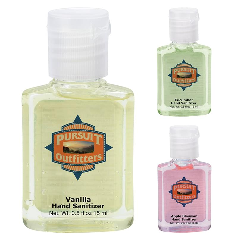 .5 oz. Hand Sanitizer - Scented