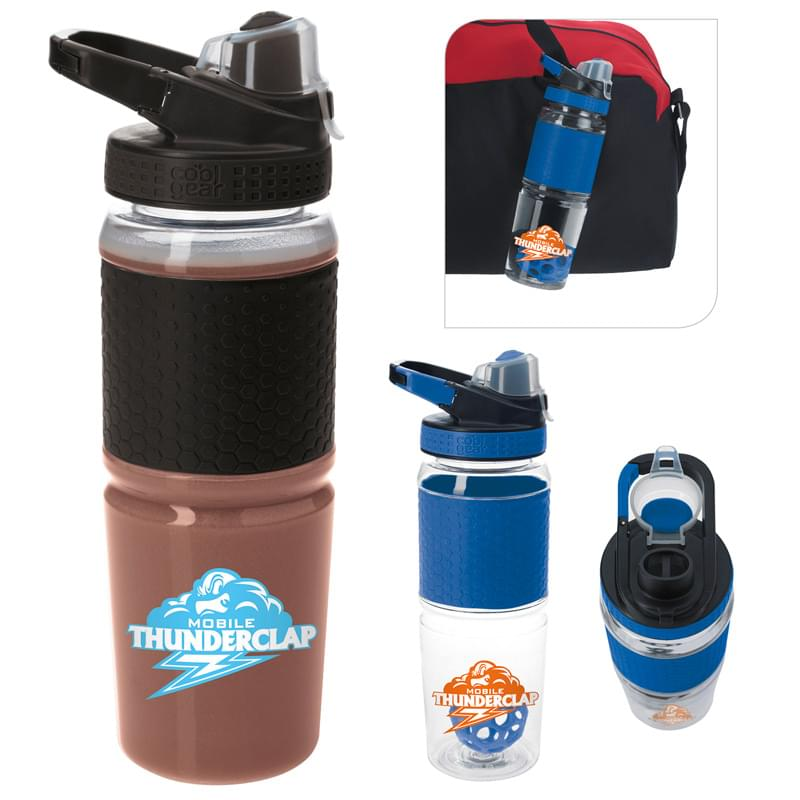 Cool Gear(TM) Shaker Bottle - 24 oz.