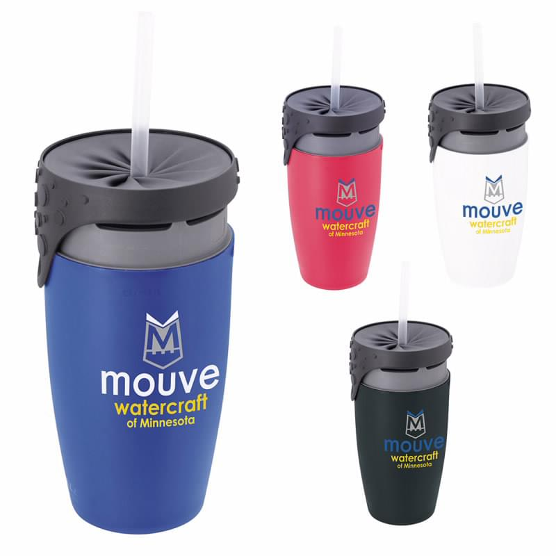 neolid Twizz Double Wall Tumbler - 12 oz.