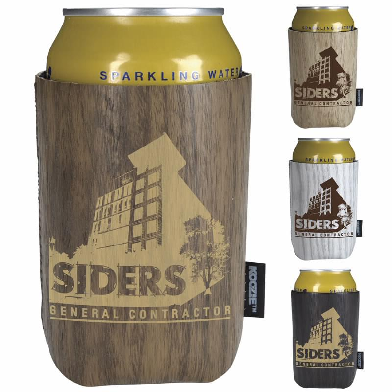 KOOZIE® Woody Can Kooler