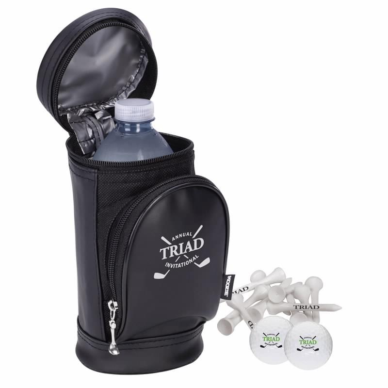 KOOZIE® Golf Bag Kooler Kit - Wilson&#174 Ultra 500