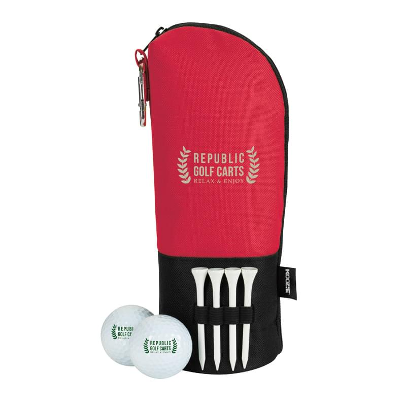 KOOZIE® Mantra Golf Kit- Wilson® Ultra 500
