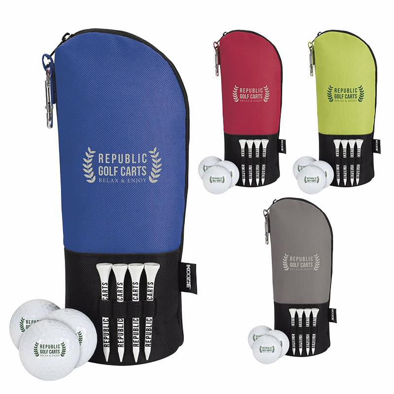 KOOZIE® Mantra Golf Kit- Wilson&#174 Ultra 500