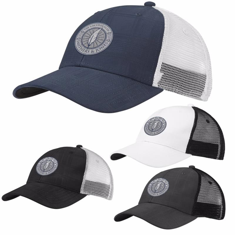 TaylorMade Performance Front Hit Trucker Hat