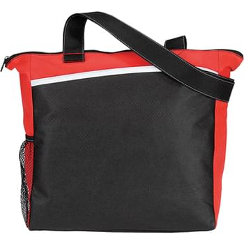 Curved Non-Woven Tote
