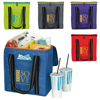 Koozie&#174 Block Grocery Tote Kooler