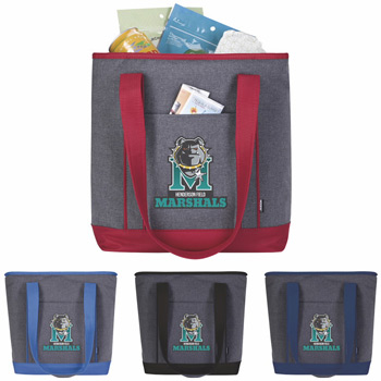KOOZIE Two Tone Lunch Time Kooler Tote