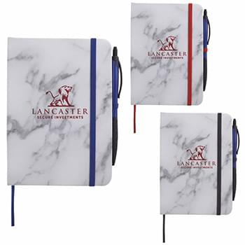 Marble Finish Journal