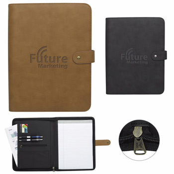 KAPSTON Natisino Zippered Padfolio