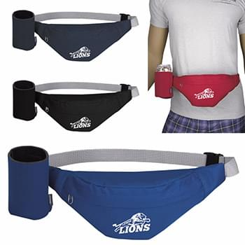 Party Fanny Pack with KOOZIE&#174 Can Kooler
