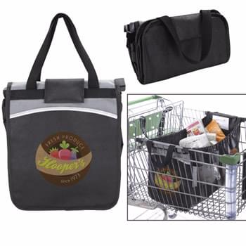 Expandable Grocery Cart Tote