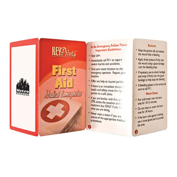 Key Point: First Aid