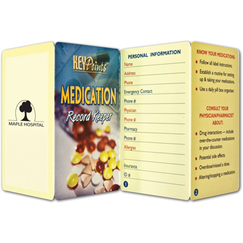 Key Point: Medication Record Keeper