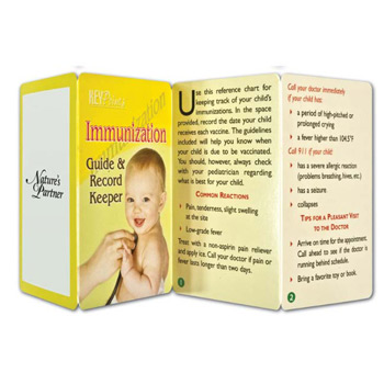 Key Point: Immunization Guide & Record Keeper