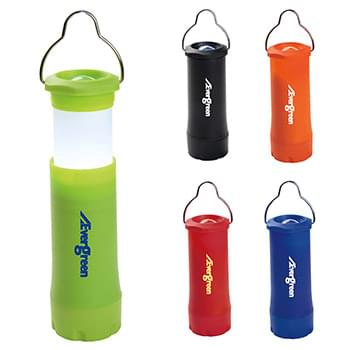 Camping Hanging Lantern w/ Flashlight
