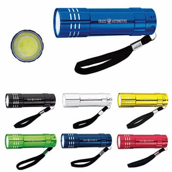 Mini COB Flashlight