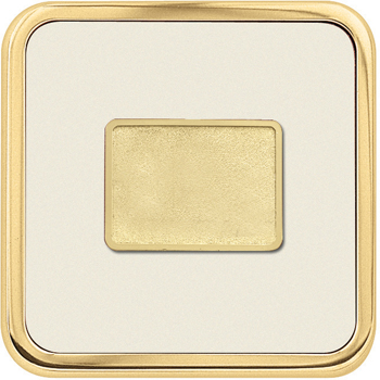 Brass Square Coaster