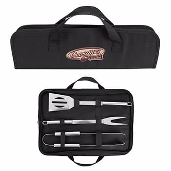 Sizzler 3-Piece BBQ Set