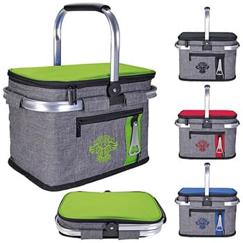 Koozie® Collapsible Picnic Basket