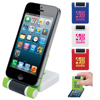 Phone Holder with Screen Cleaner