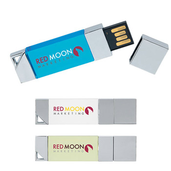 1 GB Illuminated USB 2.0 Flash Drive