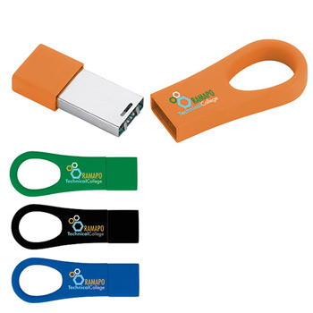 1 GB Ring 2.0 USB 2.0 Flash Drive