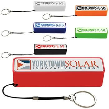 Keychain Power Bank 2200 mAh