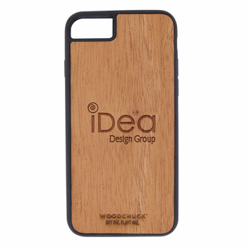 Mahogany Wood Phone Case 7