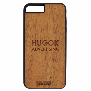 Mahogany Wood Phone Case 7 Plus