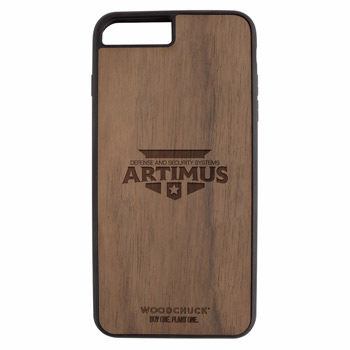Walnut Wood Phone Case 7 Plus