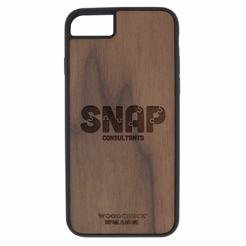Walnut Wood Phone Case 6/6S