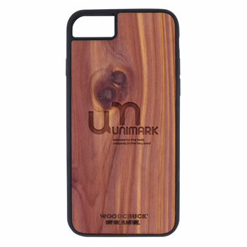 Cedar Wood Phone Case 6/6S Plus