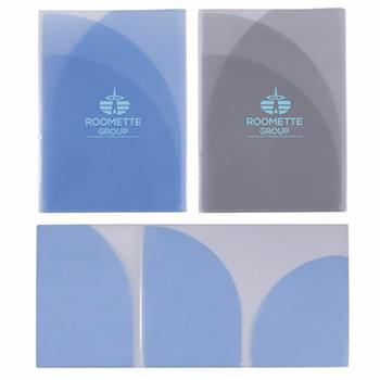 Three-Pocket Folder