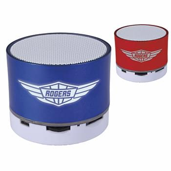 Bright Logo Bluetooth&#174 Speaker
