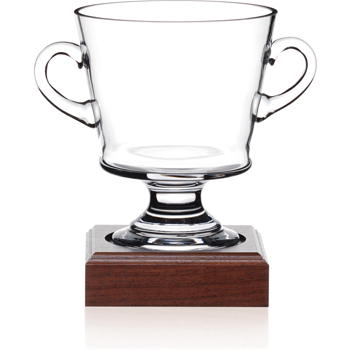 Nantucket Cup with Wood Base