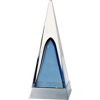 Blue Pyramid - Large