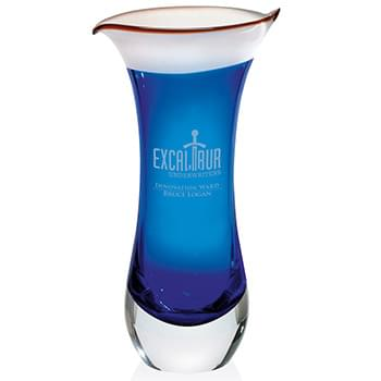 Calla Lily Award - Blue