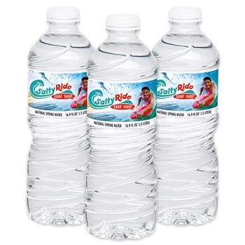 16.9 oz. Twist Cap Bottled Water