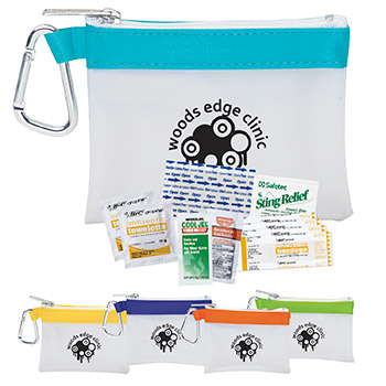 HOT DEAL - Frosty Stripe First Aid Kit