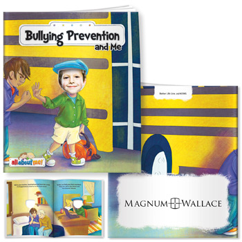 All About Me Book: Bullying Prevention and Me