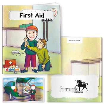 All About Me Book: First Aid and Me