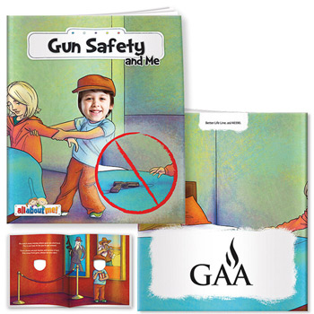All About Me Book: Gun Safety and Me