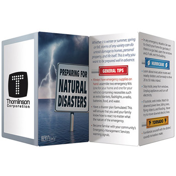 Key Point: Preparing for Natural Disasters