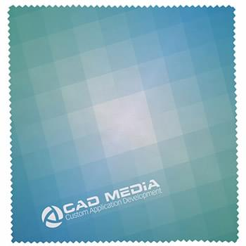 4 Color Microfiber Lens Cloth