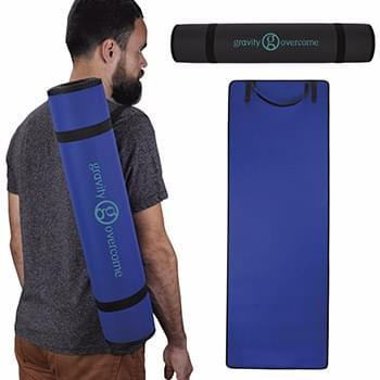 Yoga Mat with Shoulder Strap